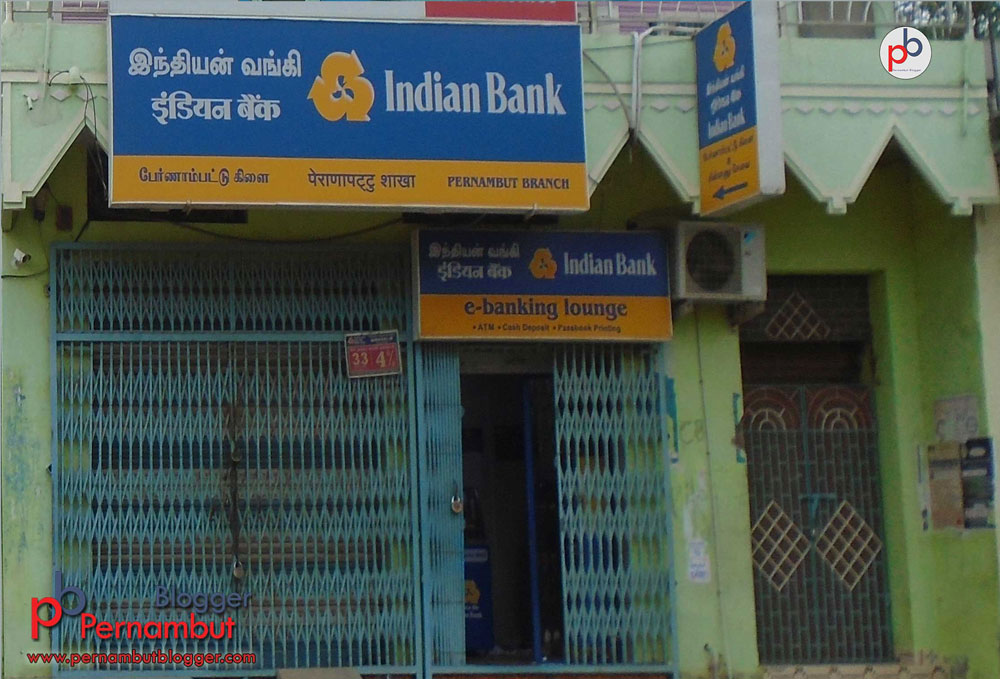 indian-bank-pernambut