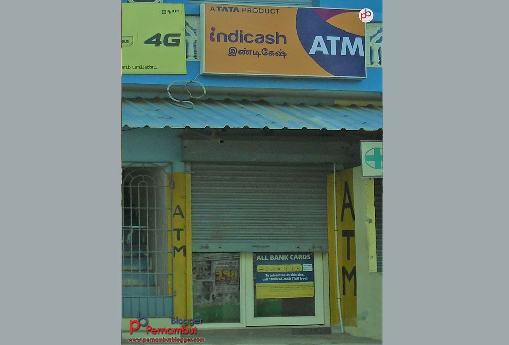indicash-atm-pernambut-high-road