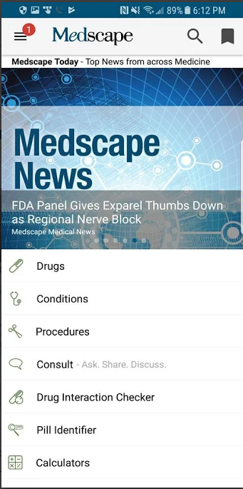 mescape-news-App-screenshot