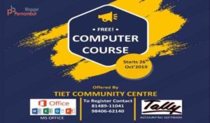 TIET-Offers-Free-Course---Pernambut-Blogger